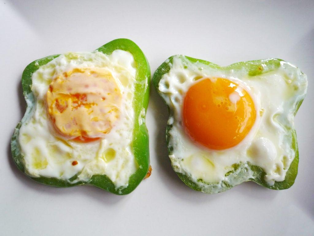 aros de pimiento moldes para cocinar huevos y m s