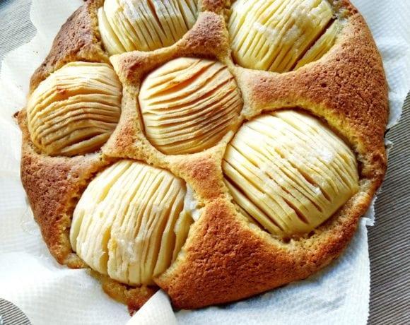 pastel de manzanas chantecler caramelizadas